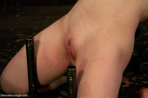 Biddable bitch does a backbend while Mas - XXX Dessert - Picture 8