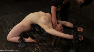 Biddable bitch does a backbend while Mas - XXX Dessert - Picture 11