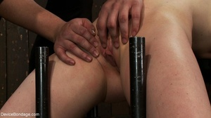 Biddable bitch does a backbend while Mas - XXX Dessert - Picture 14