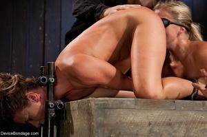 Lesbian ass worship is part of kinky sla - XXX Dessert - Picture 7