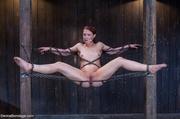 slut bound with heavy