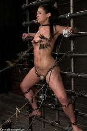 flogging and having her