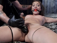 Pink-lipped youngster is treated inhumanely when - XXXonXXX - Pic 11