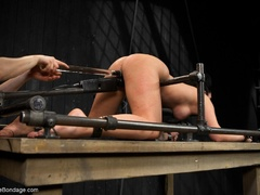 All-natural woman is bound in the most - XXXonXXX - Pic 16