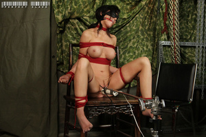 Alluring babe with sweet tits and stunni - XXX Dessert - Picture 12