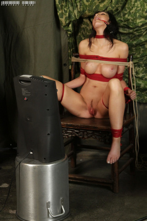 Alluring babe with sweet tits and stunni - XXX Dessert - Picture 16