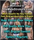 Get ready for these amazing shemale strokers