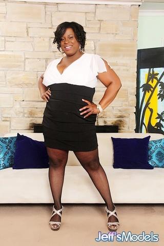 busty big ebony white