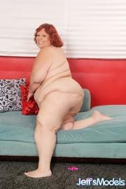 hot and big redhead