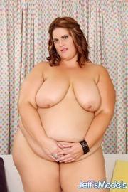 large hot brunette pink