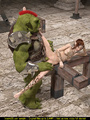 Hung medieval demons and ogres find nice - Picture 2
