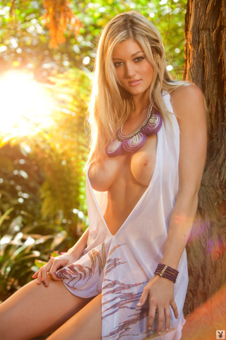 desirable blonde princess white