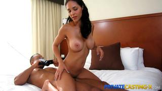 ass sexy big-tit latina