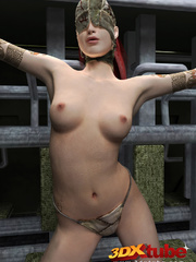 Slutty scifi babes tease their sexy and tight bodies - Picture 4