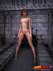 Scifi sluts show off their sexy and curvy bodies in - Picture 9