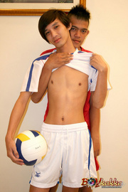 hot twinks white red