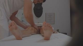 horny hell masseur slowly