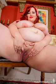 extra large babe teases