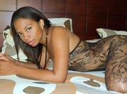 ebony girl nice tits