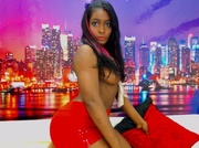 ebony teen with beautiful