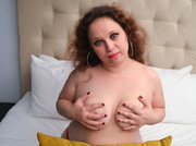 white milf with big