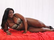 ebony milf with big