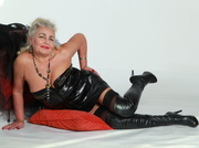 white granny with big