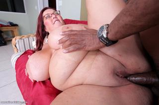 humongous babe enormous body