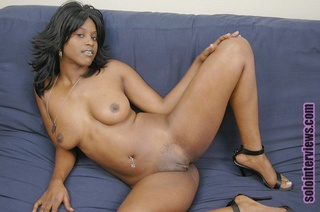 inviting hot ebony black