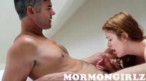 Exchange of oral satisfaction among the two mormon members - XXXonXXX - Pic 14