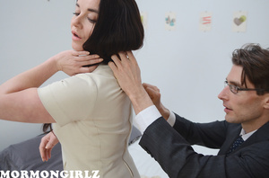 Grope up session as the seductress initiates the touches - XXXonXXX - Pic 7