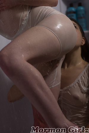 Wet make out session that leads to some provocative pussy eating - XXXonXXX - Pic 2