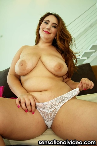 gorgeous fat hottie peels