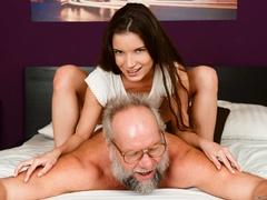 Old man received a blowjob, handjob and - XXXonXXX - Pic 3