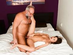 Old man received a blowjob, handjob and - XXXonXXX - Pic 12