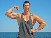 white gay musculargod like