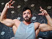 white gay rippedmuscleshow