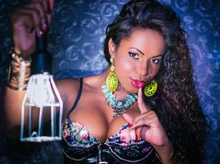 ebony transgender lulybrazil dancing