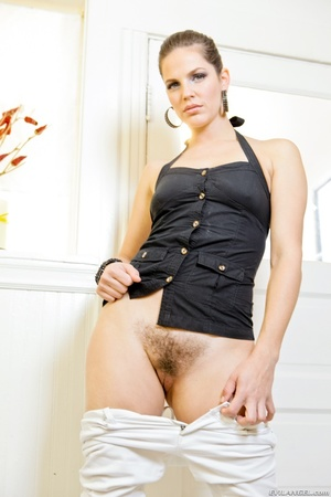 Fully dressed girl is the most dangerous - XXX Dessert - Picture 14