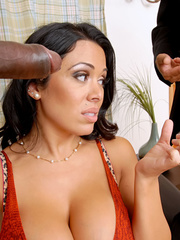 Cuckold husband is made to watch as wife fucks a - XXXonXXX - Pic 2