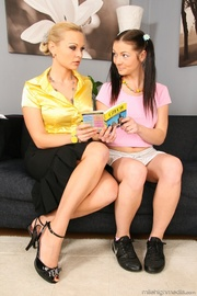 older lesbians play others