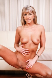 mature blonde big tits