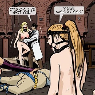 Striking brunette Mistress calls the - BDSM Art Collection - Pic 2