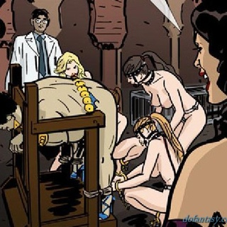 Striking brunette Mistress calls the - BDSM Art Collection - Pic 4