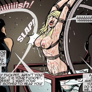 Before being transported in a dark van, - BDSM Art Collection - Pic 1