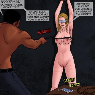 Blonde and redhead are used as the - BDSM Art Collection - Pic 2