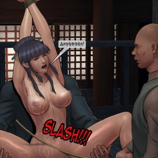 Gorgeous submissive women are bound, - BDSM Art Collection - Pic 2