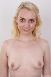 pretty blonde with nice