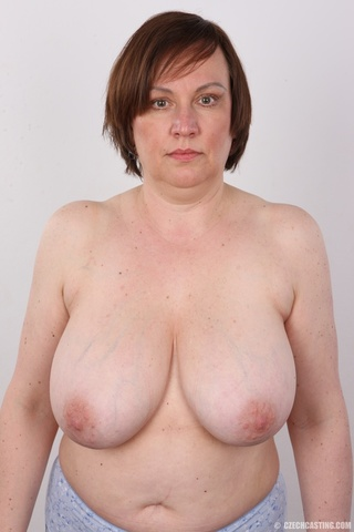 mature czech huge tits