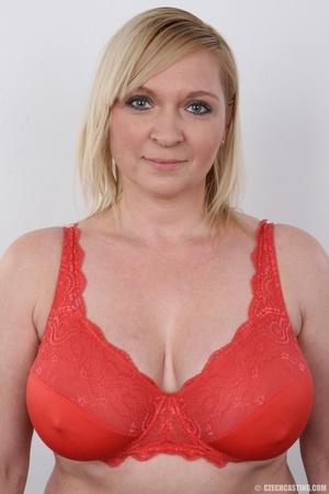 A blonde milf with nice tits utilizes her assets in naughty ways - XXXonXXX - Pic 6